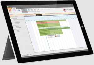 Arbeitszeitmanagement-Personaleinsatzplanung