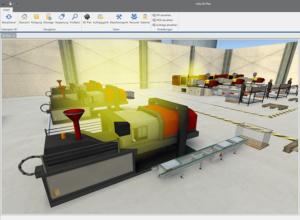 2D-3D-Hallenplan-Visualisierung-MES