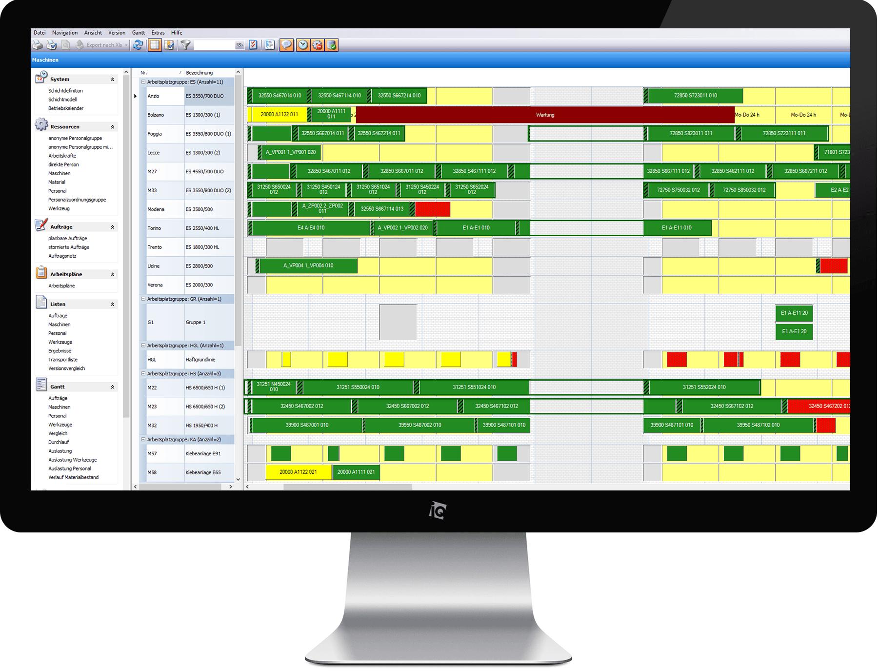 Prozessmanagementsystem InQu.APS
